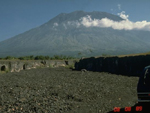 Agung Volcano, Indonesia, Volcano photo