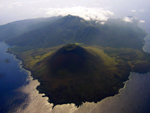 Babuyan Volcano, Indonesia, volcano photo