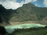 Kelut Volcano, Indonesia, Volcano photo