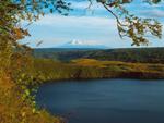 Kinenin Volcano, Russia, Volcano photo