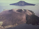 Krakatau Volcano, Indonesia, Volcano photo