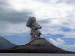 Krakatoa Volcano, Indonesia, Volcano photo