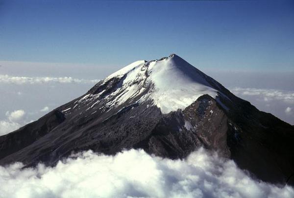 Pico de orizaba volcano volcano photo