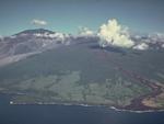 Piton De La Fournaise volcano, France, Volcano photo