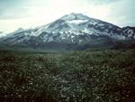Seguam volcano, United States, Volcano photo