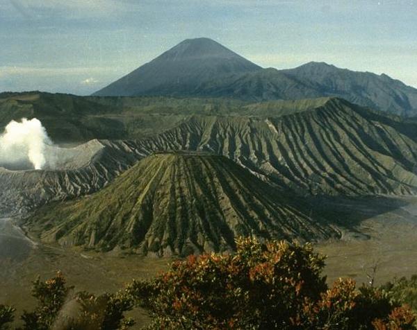Tengger Caldera Volcano Indonesia Volcano Photo